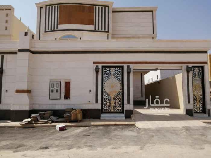 فيلا للإيجار في شارع أبي بكر بن عثمان ، حي عكاظ ، الرياض