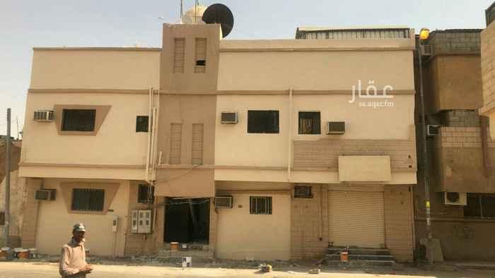 عمارة للبيع في شارع الطيف ، حي منفوحة ، الرياض ، الرياض