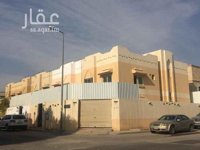 فيلا للإيجار في شارع ابن جديد ، حي المرسلات ، الرياض