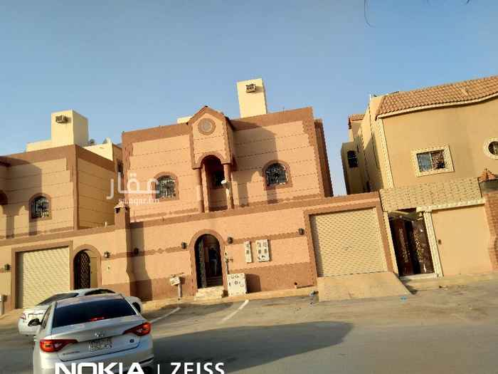 فيلا للإيجار في شارع الكوادر ، حي ظهرة لبن ، الرياض ، الرياض