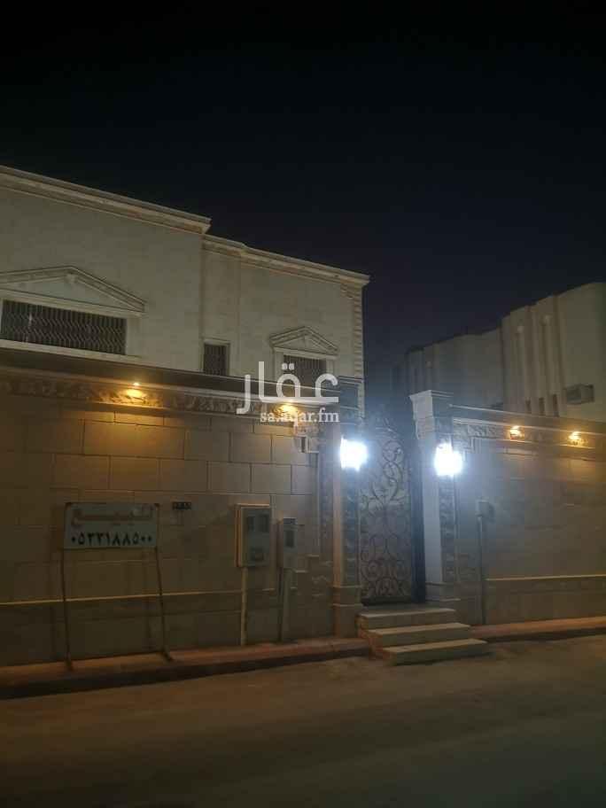 فيلا للبيع في شارع احمد الغزي ، حي ظهرة البديعة ، الرياض ، الرياض