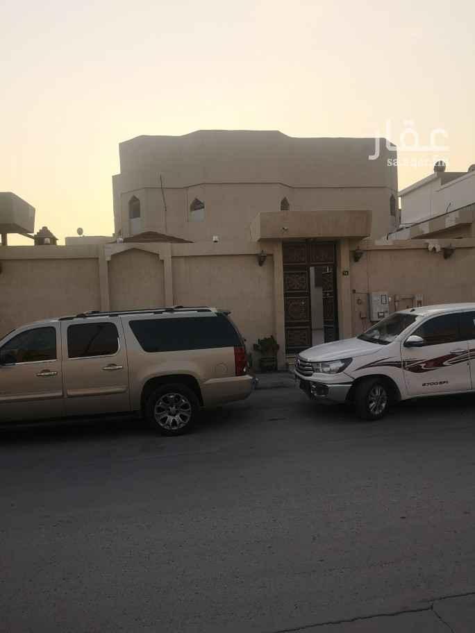 فيلا للبيع في شارع عمر بن سريهيد ، حي ظهرة البديعة ، الرياض ، الرياض