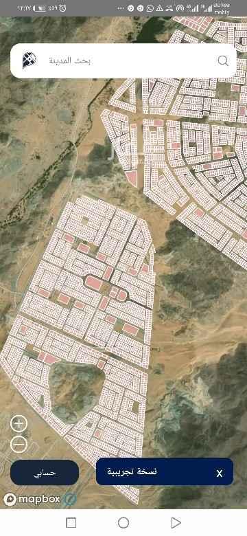 أرض للبيع في طريق غير المسلمين - الدائري الخامس ، مكة المكرمة