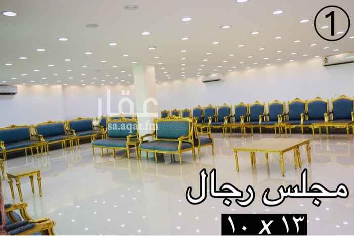 استراحة للإيجار في طريق جبل أجياد ، الرياض