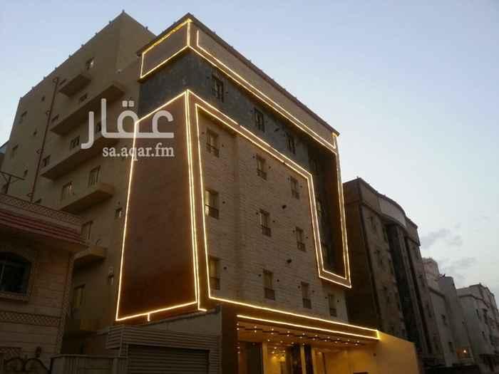 عمارة للبيع في جدة ، شارع صقر قريش ، حي السلامة ، جدة
