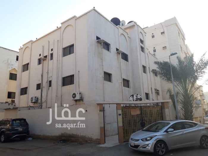 عمارة للبيع في شارع عائشه ام المؤمنيين ، حي الروضة ، جدة ، جدة