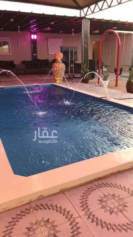 استراحة للإيجار في شارع السرور ، حي الرمال ، الرياض ، الرياض