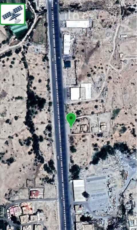 أرض للإيجار في طريق الملك خالد, سبت العلايه