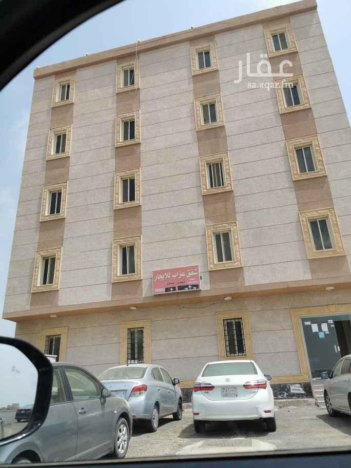 شقة للإيجار في شارع الأمير ممدوح بن عبدالعزيز ، حي الشاطيء ، جازان ، جزان