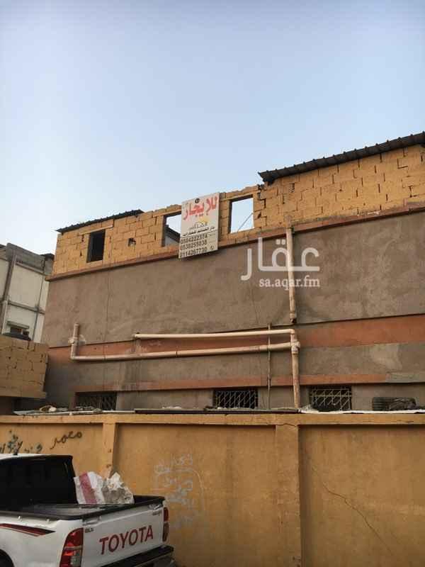 بيت للإيجار في شارع النابغه الغنوي ، حي عتيقة ، الرياض ، الرياض