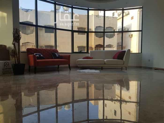 شقة للإيجار في شارع احمد محمدالسباعي ، حي الروضة ، جدة