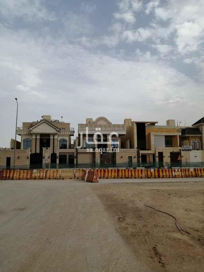 فيلا للبيع في شارع الأحامدة ، حي الملقا ، الرياض ، الرياض