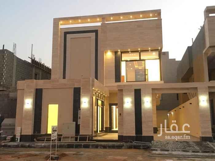 فيلا للبيع في شارع رقم 324 ، حي الملقا ، الرياض ، الرياض