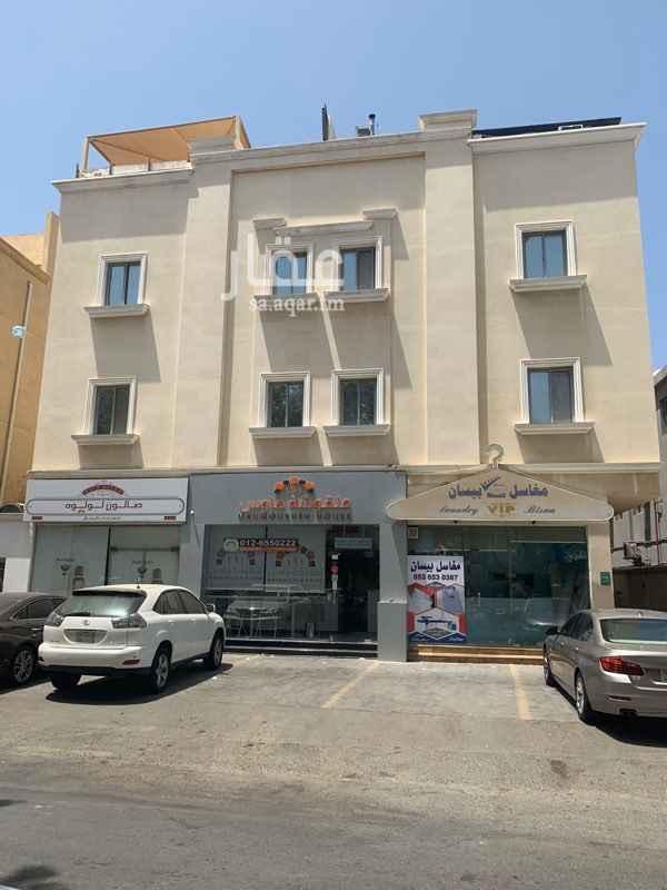 شقة للإيجار في شارع أبو العباس بن عبدالمطلب ، حي الشاطئ ، جدة