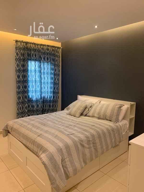 شقة للإيجار في شارع أبو العباس بن عبدالمطلب ، حي الشاطئ ، جدة ، جدة