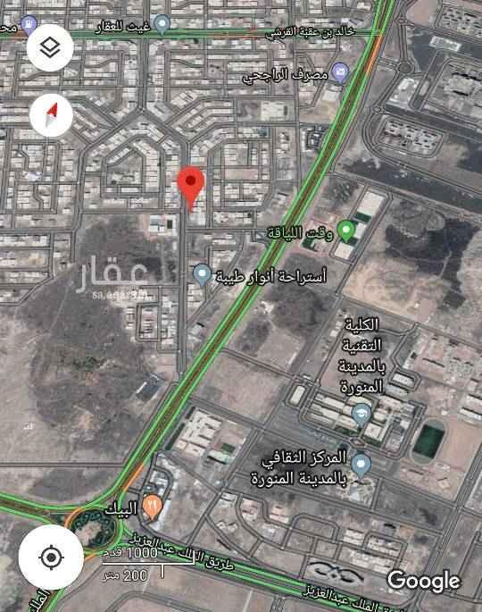 عمارة للبيع في شارع أميمة بنت أبي حثمة ، حي الملك فهد ، المدينة المنورة