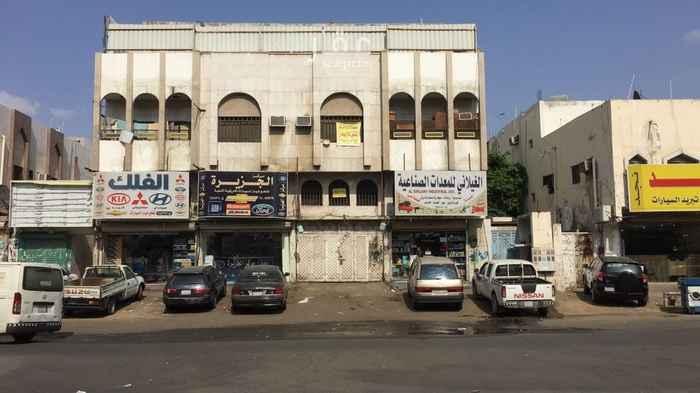عمارة للبيع في شارع ضرمي ، حي النزهة ، جدة ، جدة