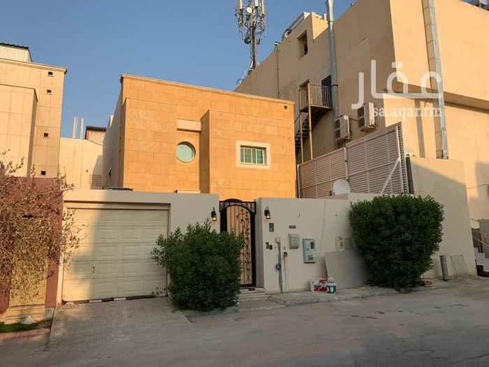 فيلا للإيجار في شارع الاخضر بن علي ، حي النزهة ، الرياض ، الرياض