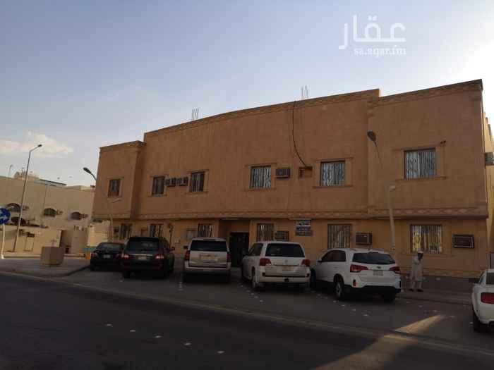 شقة للإيجار في شارع ابن ماجة ، حي الفيحاء ، الرياض