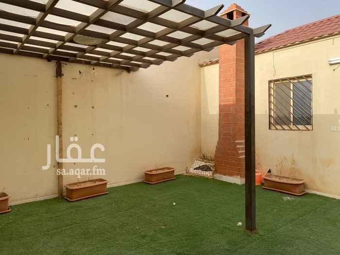 استراحة للإيجار في حي ، شارع عبدالملك بن العباس ، حي المهدية ، الرياض ، الرياض