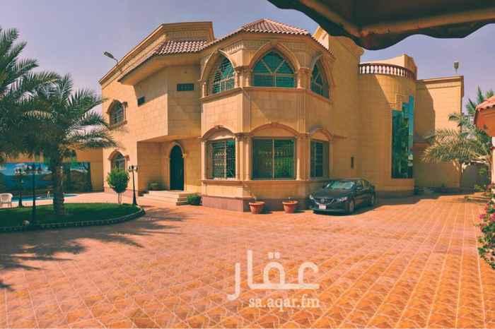 فيلا للبيع في شارع محمد بن عبدالعزيز الماضي ، حي قرطبة ، الرياض ، الرياض