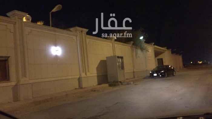 فيلا للبيع في شارع ابي الحسن بن الصباغ ، حي المعيزيلة ، الرياض