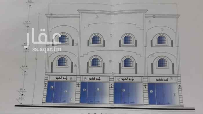 عمارة للبيع في شارع ابن أبي صالح ، حي الدفاع ، المدينة المنورة
