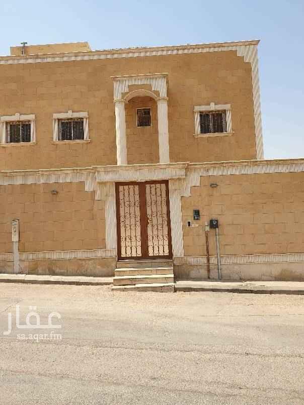 فيلا للإيجار في شارع اسماعيل المزني ، حي الزهرة ، الرياض