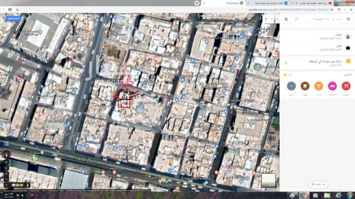 محل للإيجار في حي الأندلس ، مكة