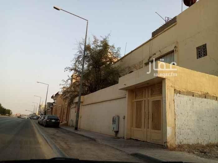 فيلا للإيجار في شارع عائشة بنت أبي بكر ، حي ظهرة البديعة ، الرياض ، الرياض