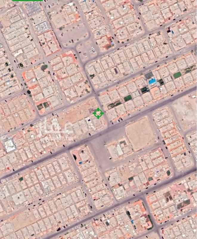 أرض للبيع في شارع عبدالعزيز الشعيبي ، حي الوادي ، الرياض