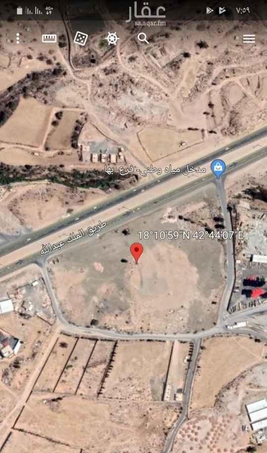 أرض للإيجار في طريق الملك عبدالله ، احد رفيدة