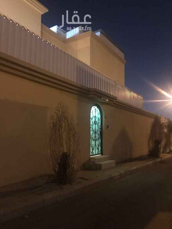 بيت للإيجار في شارع البذوري ، حي شبرا ، الرياض