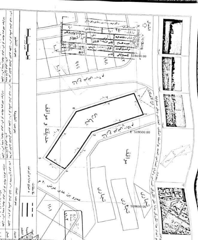 أرض للإيجار في حي السنابل ، جدة ، جدة