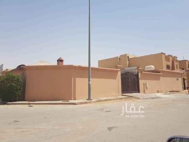 استراحة للبيع في شارع المبارك ، حي النهضة ، الرياض