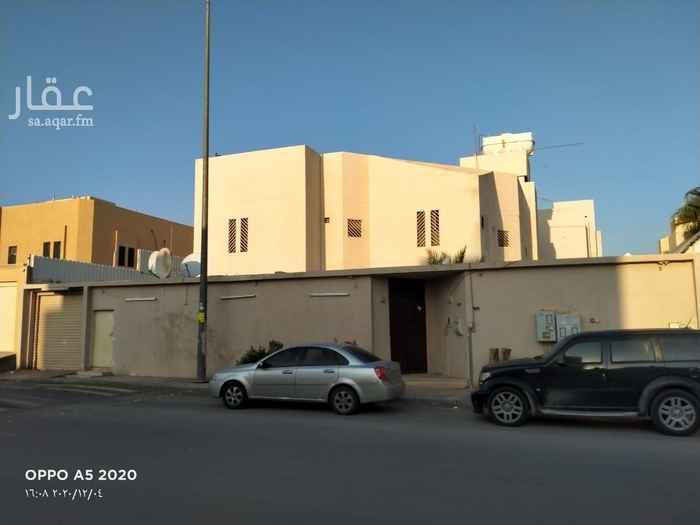 فيلا للبيع في شارع حصوة ، حي ظهرة البديعة ، الرياض ، الرياض