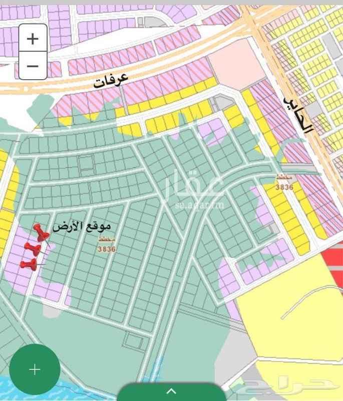 أرض للبيع في طريق عرفات ، حي المصانع ، الرياض ، الرياض