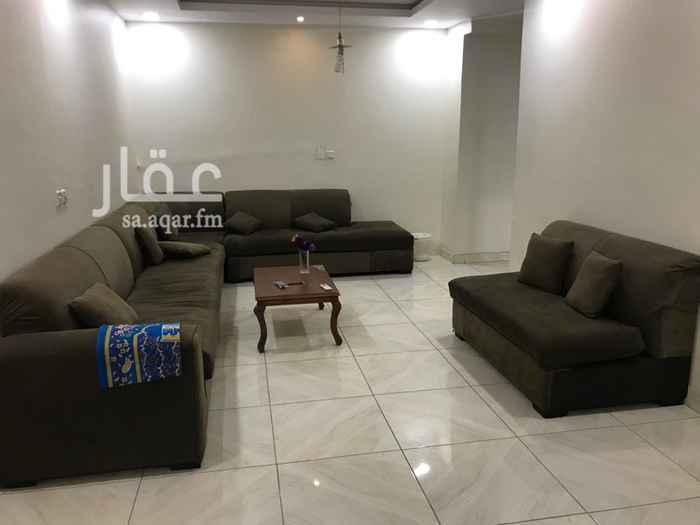 شقة للإيجار في شارع عبدالله بن مرداد ، حي الربوة ، جدة