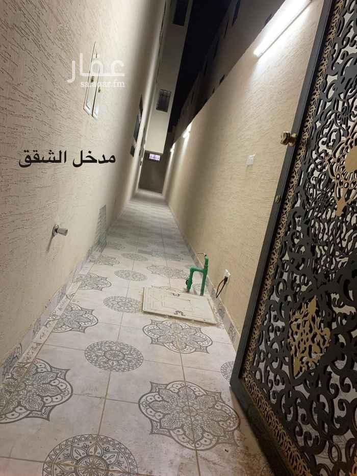 شقة للإيجار في شارع سليمان بن عبدالملك بن مروان ، الرياض
