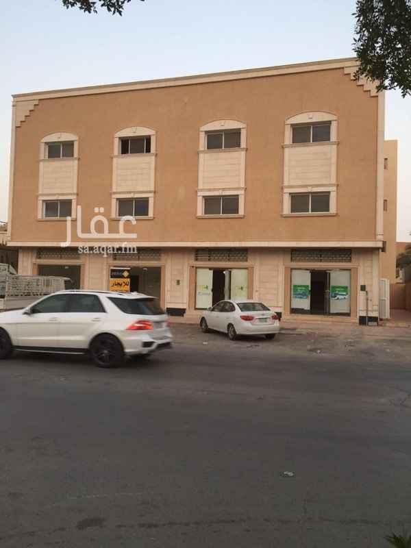 عمارة للإيجار في شارع الأمير مساعد بن عبدالعزيز ، حي السليمانية ، الرياض