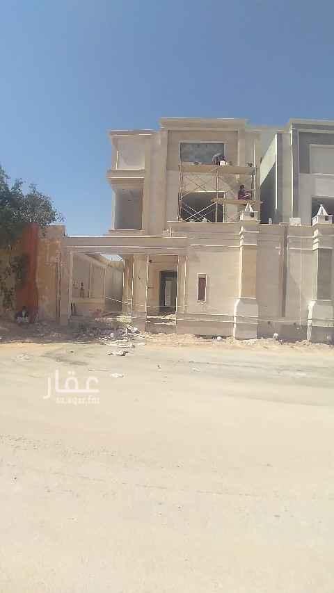 فيلا للبيع في حي ، شارع محمود الحمصي ، حي ظهرة نمار ، الرياض