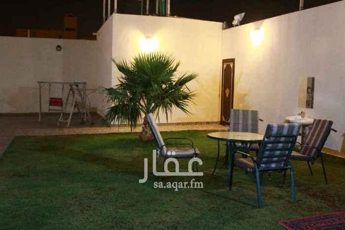 استراحة للإيجار في شارع عائش بن الصامت بن دريد ، حي العوالي ، الرياض