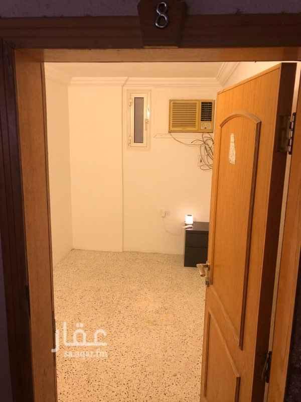 غرفة للإيجار في شارع الأنباري ، حي الروضة ، جدة ، جدة