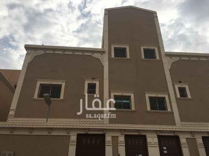 دور للإيجار في شارع مرثد الجعفي ، حي أحد ، الرياض
