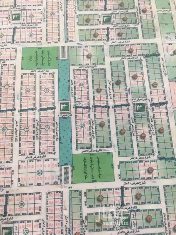 أرض للبيع في شارع الرواكب ، حي أحد ، الرياض ، الرياض