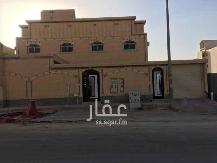 دور للإيجار في شارع وادي الابطن ، حي أحد ، الرياض ، الرياض