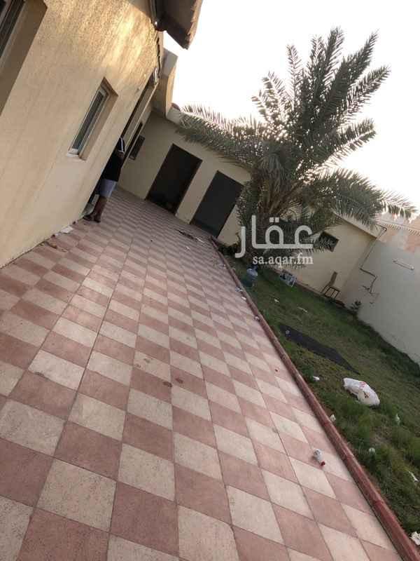 استراحة للإيجار في شارع سليمان بن المغيرة ، حي المعيزيلة ، الرياض ، الرياض