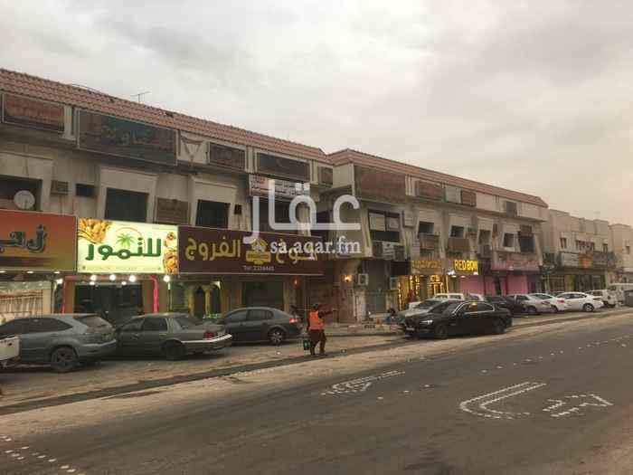 مكتب تجاري للإيجار في شارع عبد الرحمن الغافقي, الروضة, الرياض