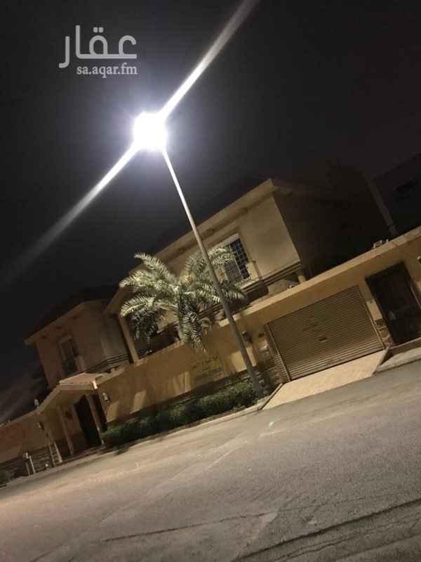 فيلا للإيجار في شارع عمر السدوسي ، حي النعيم ، جدة