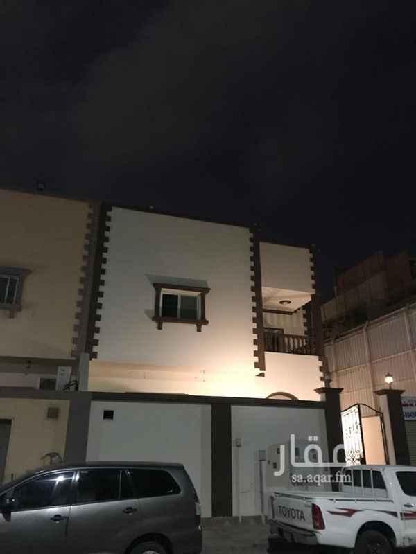 فيلا للإيجار في شارع عبدالله بن أبي شيبة ، حي البساتين ، جدة